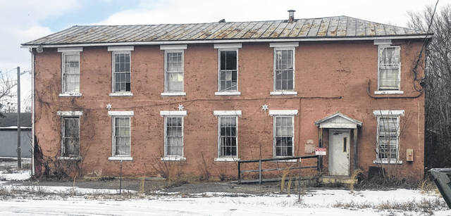 The former Langston School which was located in Point Pleasant. (Chris Rizer | Courtesy)