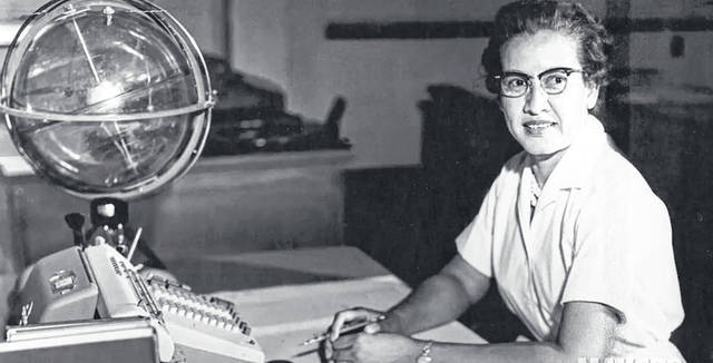 Mathematician Katherine Johnson was born in White Sulphur Springs. (West Virginia Humanities Council | Courtesy)