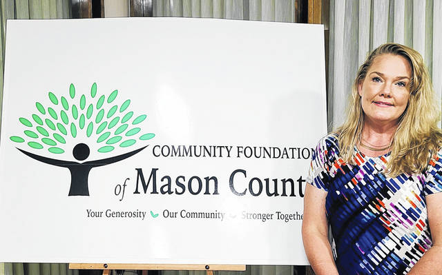 Misty Hamon was recently named the executive director of the Mason County Community Foundation.