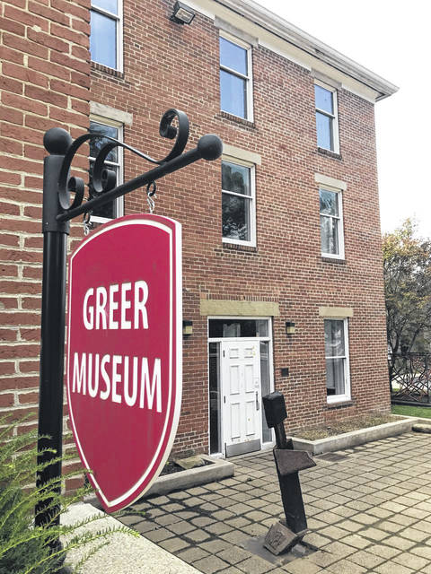 The Esther Allen Greer Museum on the campus of the University of Rio Grande and Rio Grande Community College. (Beth Sergent | OVP)