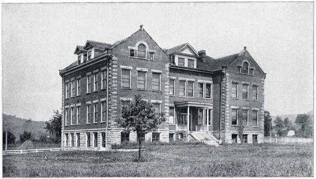 Pictured is an undated photo of the former West Virginia Colored Institute, which later become West Virginia State College and now, West Virginia State University. (Used with permission from WVSU Archives)