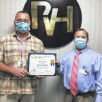 PVH honors 'Employees of the Month'