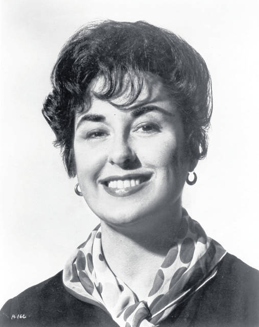 Dec. 3, 1921: Operatic soprano Phyllis (Smith) Curtin was born in Clarksburg. (West Virginia Humanities Council | Courtesy)