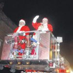 Santa returns to Point Pleasant tonight… Point Fire Department to provide escort