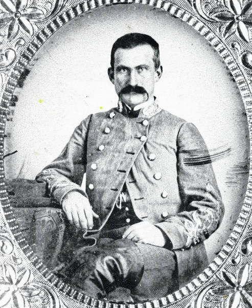 Jan. 22, 1927: Confederate General John McCausland died. (West Virginia Humanities Council | Courtesy)