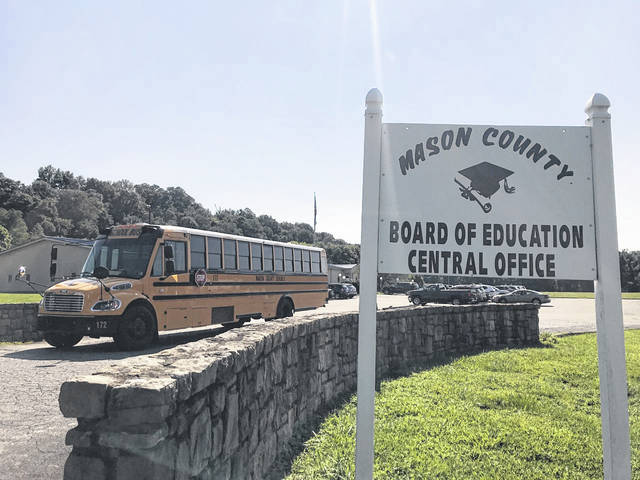 The Mason County Board of Education recently met and discussed the search for a new superintendent. (OVP File Photo)
