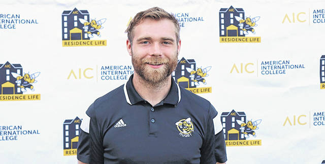 Corey Momsen has been named the University of Rio Grande's Director of Rugby, as well as the head coach of both the men's and women's teams that are scheduled to begin play during the 2021-22 school year.