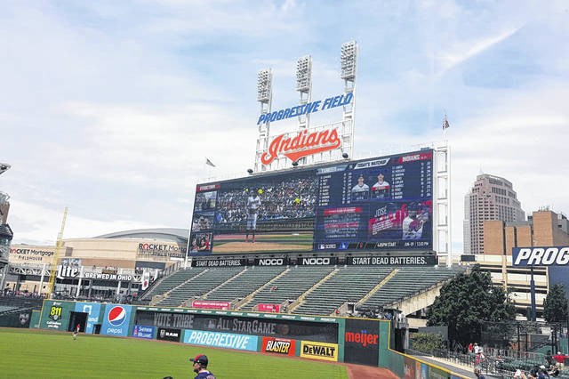 An announcement on Monday by Ohio Governor Mike DeWine will allow a limited number of fans in attendance at games at Progressive Field in Cleveland this year.