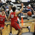 Spartans stymie River Valley, 55-41