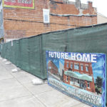 Under construction… Claflin Grant supports River Museum