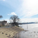 River on the rise… Flood crest predication for Point