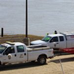Recovery efforts for missing woman still ongoing along Ohio River