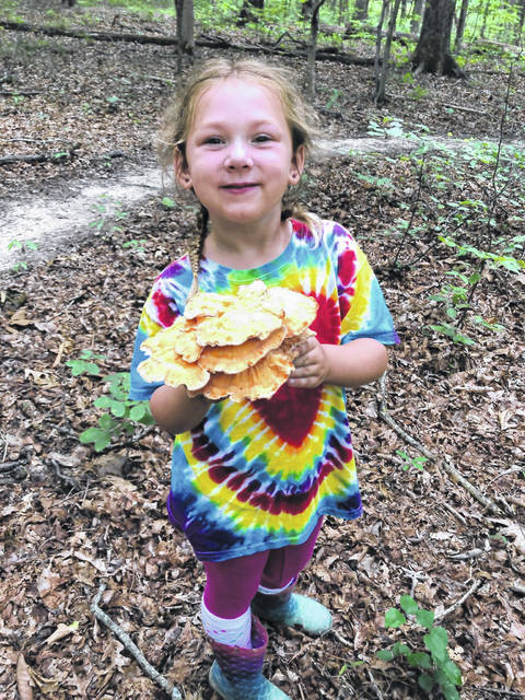 Scout Easter digs into what nature is serving up along the Gatewood Trail System.