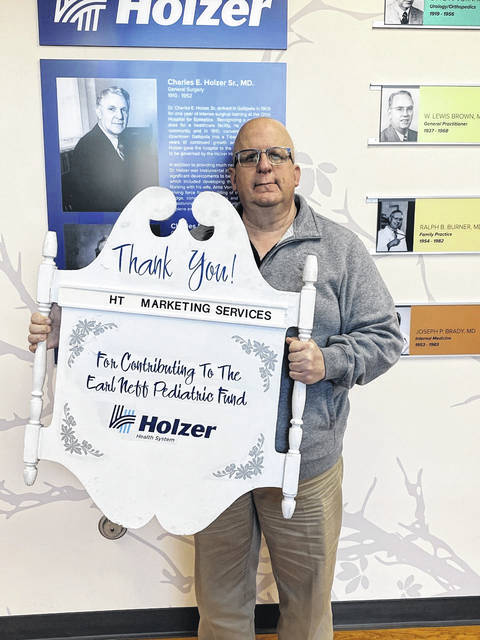 Pictured from HT Marketing Solutions is Bob Hood.