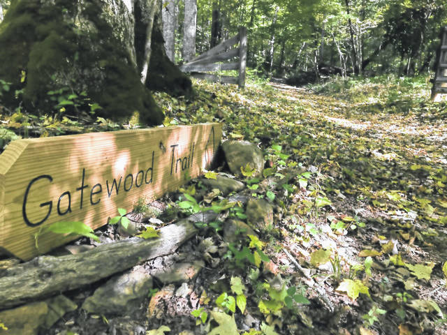 The Gatewood Trail System offers nearly 15 miles of trails in Rio Grande, Ohio and is named after Gallia's Emma (Grandma) Rowena Gatewood, a famed hiker.