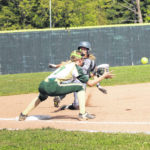 Lady Falcons soar past Point, 7-1