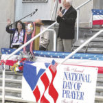 The power of prayer… Observing National Day of Prayer