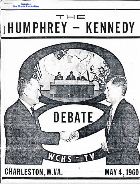 May 10, 1960: John F. Kennedy defeated Hubert Humphrey in the West Virginia primary.