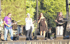 O'Brien Garden Music Series begins Saturday
