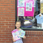 April coloring contest winners