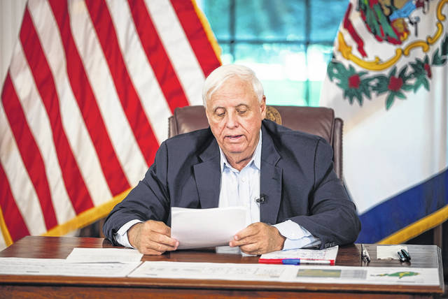 """Gov. Jim Justice urges residents to register online for the first drawing of the """"Do it for Babydog: Save a life, Change a life"""" vaccination lottery. Registration deadline to be eligible to win in this first drawing is Wednesday, June 16, at 11:59 p.m. EDT."""
