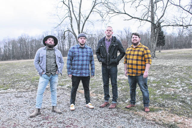 Zack Shelton and 64 to Grayson will be performing at the Mason park on June 13 at 7 p.m., sponsored by the Mason Circuit of the United Methodist Church, made up of Mason, Clifton, and West Columbia churches. The concert is free, and those attending should bring lawn chairs.