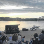Music along the river