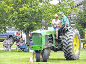 Tractor Parade scheduled for Saturday