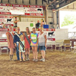 Local youth recognized at Mason Co. Fair