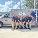Caring for the community… Levy funds new ambulances