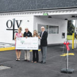OVB expands in Mason Co…. Drive-thru branch opens