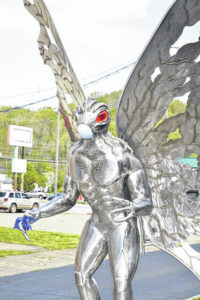 Mason County Memories… 'Red-Eyed Creature Reported in W.Va.'