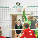 Lady Eagles split with Athens, Waterford