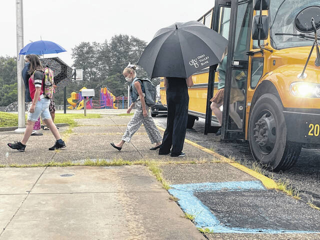 Mason County Schools started the year with masks as optional. A mask mandate was put in place on Sept. 2 and this week the Board of Education adjusted its quarantine policy.