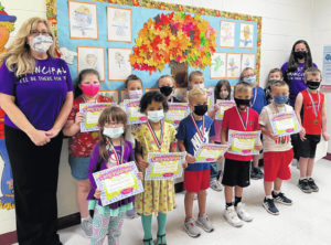 PPPS Students of the Month