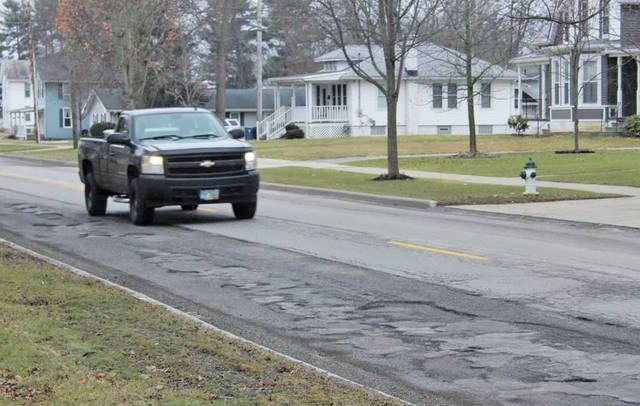 Resurfacing of Rt. 58 is set to begin in May will help eliminate many rough spots on the road's southern stretch. Drainage problems at the entrance to Wellington High School are also slated to be fixed.