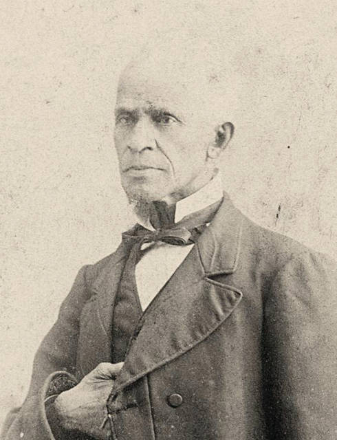 R.J. Robinson worked in Wellington as a barber, preacher, restaurant owner, and real estate salesman. He spoke at a village memorial for President Abraham Lincoln in 1865. His family's history is one of many documented in a new display on East Herrick Avenue.