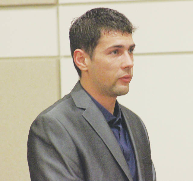 Nick Masley, found guilty of involuntary manslaughter and misdemeanor assault in the 2013 death of Wellington resident Jeffrey Brooks, was sentenced April 26 to five years' probation in the Lorain County Court of Common Pleas.