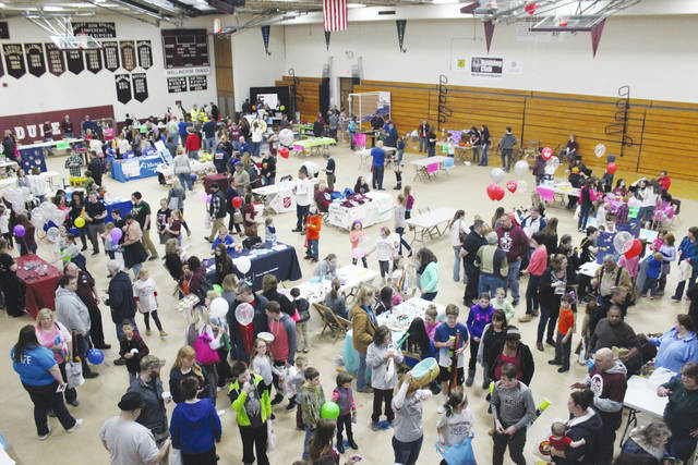 More than 1,500 people attended last year's Dukes Pride Carnival. This year's event kicks off at 8 a.m. Saturday at Wellington High School.