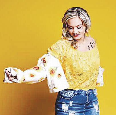 Ava Rowland, a 2017 Wellington High School graduate, is preparing to record her first album. She will also sing at several area venues over the summer, including two in Wellington.