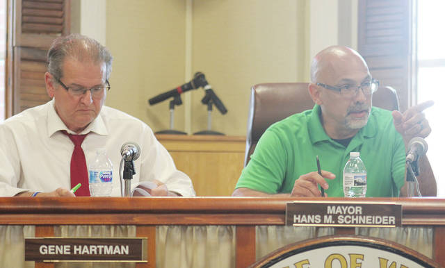 Village council has approved measures to put a 0.75 percent local income tax increase on voters' ballots this November, which would raise the total tax rate to 1.75 percent. The plan would also institute a 1.75 percent tax credit for those who live in Wellington but work and pay taxes in other municipalities.