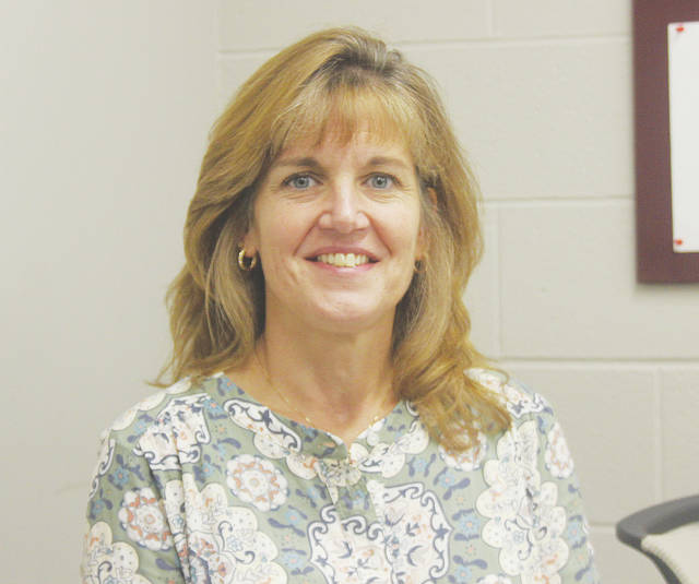 Wellington High School principal Tina Drake's plans for this school year include an expansion of advanced placement curriculum and introducing student-led principal advisory committees.