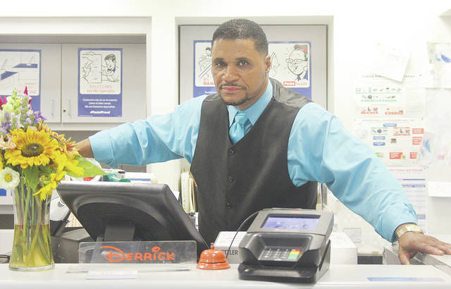 Wellington post office clerk Derrick Walker will retire on Friday after a 42-year career with the U.S. Postal Service.