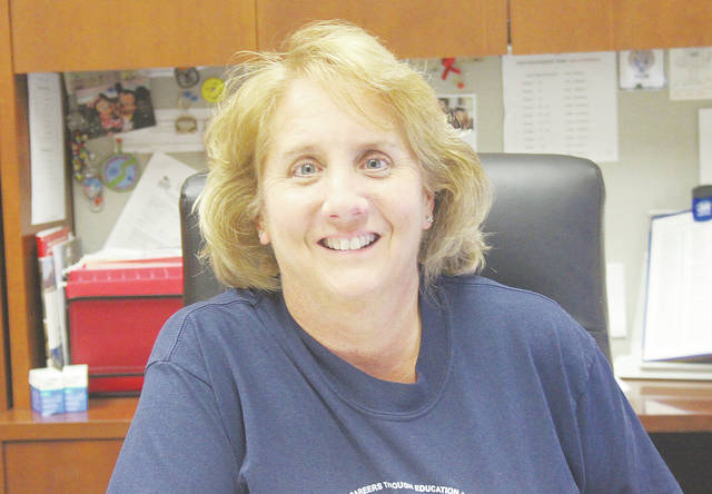 Lorain County JVS high school principal Jill Petitti looks forward to additional graduation pathways and an update of English curriculum for her students.
