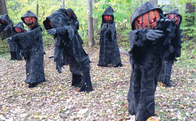 Spooky times are upon us, such as the return of the Lorain County Metro Parks Halloween Fair at the Carlisle Reservation.