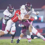 FOOTBALL: Firelands too much for the Dukes