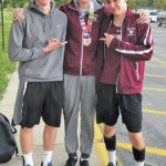 CROSS COUNTRY: 'Everyone is improving'