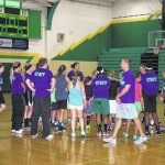 Girls Basketball Camp is held