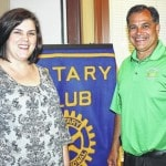 Rotary learns about new program