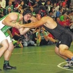 Wrestling Bolts win two matches